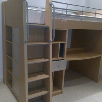 Dreams Flat Pack Bed Assembly