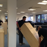 Flat Pack Office Moves